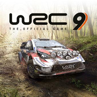 WRC9 FIA ワールドラリーチャンピオンシップ